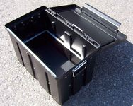 Type 16: transportation box with handles and intermediate layer